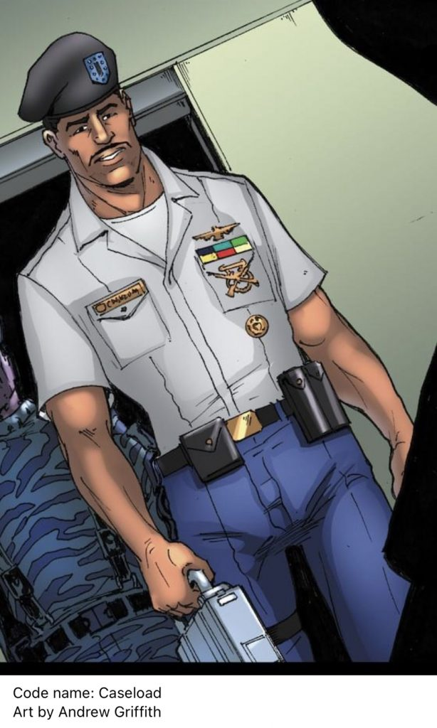 indie comic news, Brief Transmission: G.I. Joe To Introduce Four New Characters Within Four Issues, The Indie Comix Dispatch