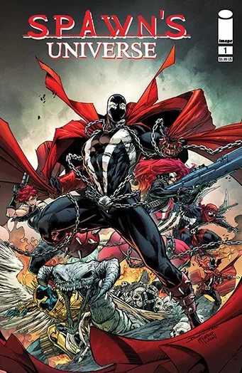 indie comic news, BRIEF TRANSMISSION: Spawn Expands Comic Book Universe, The Indie Comix Dispatch