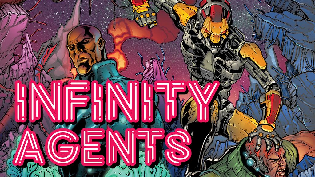 , Top 10 Indie Superhero Teams, The Indie Comix Dispatch