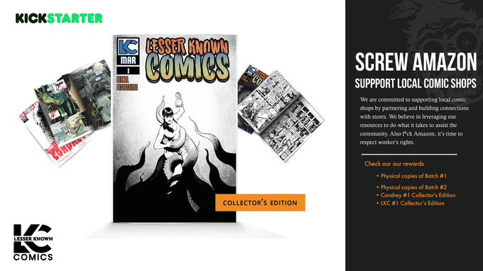 , Campaign Corner: May 14th Edition, The Indie Comix Dispatch