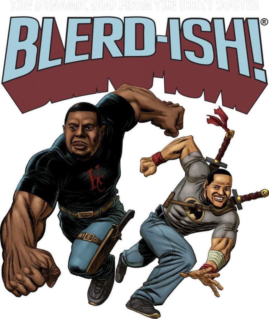 indie comic news, INTERVIEW: Blerd-ish, The Indie Comix Dispatch