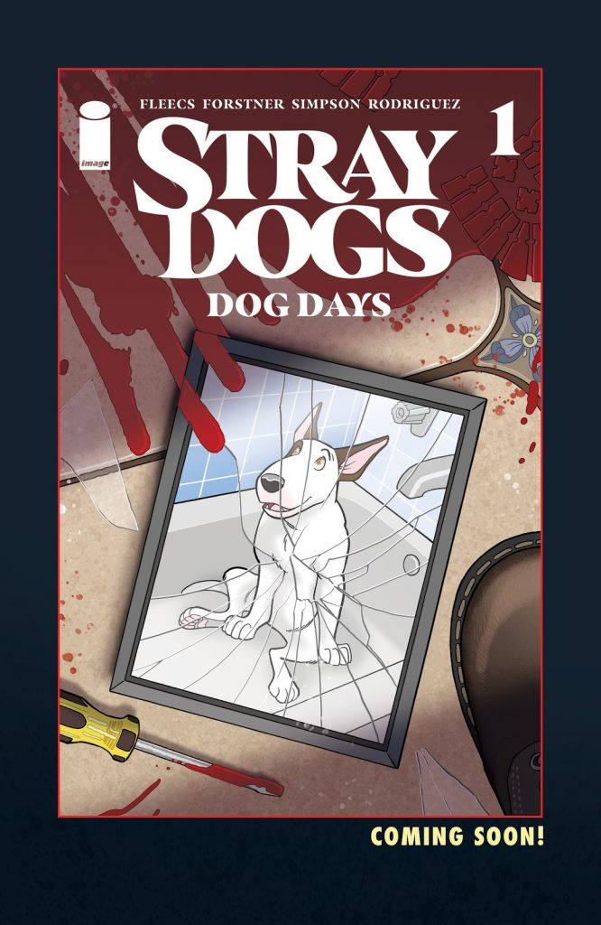 indie comic news, A TREAT FROM STRAY DOGS, The Indie Comix Dispatch