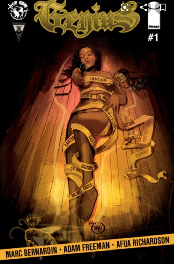 indie comic news, 15 Iconic Indie Comic Covers From Black Creators, The Indie Comix Dispatch