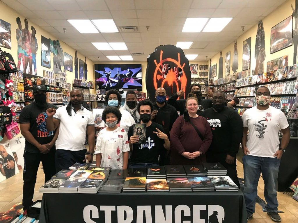 indie comic news, Black Star Collectibles is Committed to Showcasing Black Indie Comics, The Indie Comix Dispatch