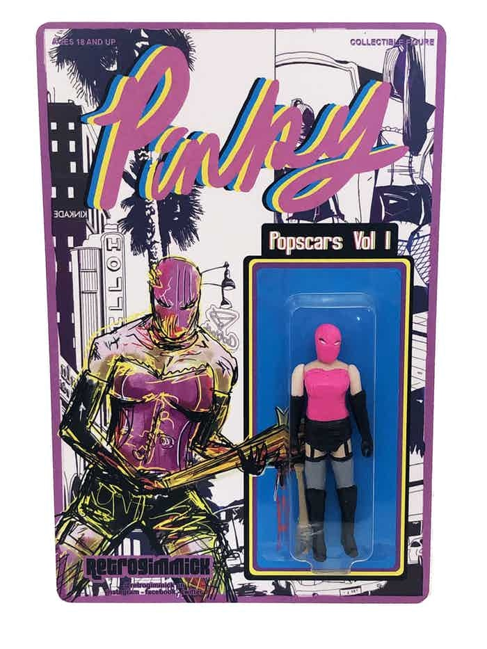indie comic news, Geeking Out With Your Own Indie Comic Action Figure, The Indie Comix Dispatch