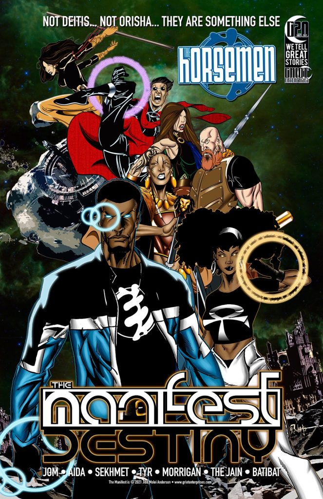 indie comic news, The Manifest Destiny arrives this Fall, The Indie Comix Dispatch