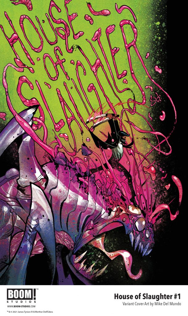 indie comic news, BOOM! Studios Announces Brand New Series in the World of SOMETHING IS KILLING THE CHILDREN, The Indie Comix Dispatch