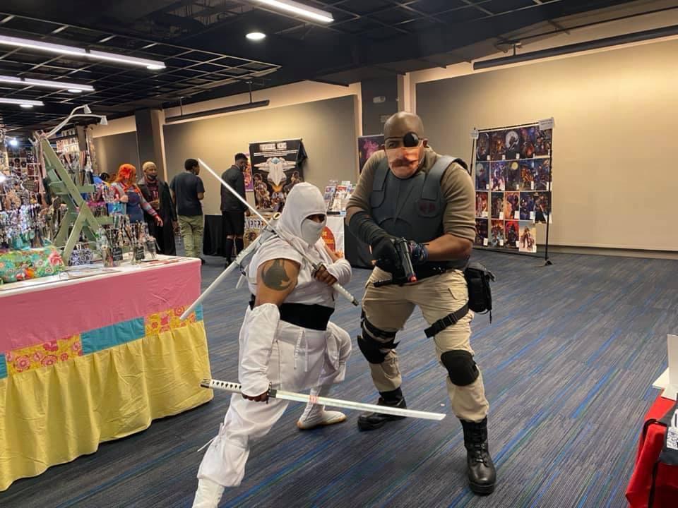 indie comic news, BlerDCon 2021 – Recap Part 1, The Indie Comix Dispatch