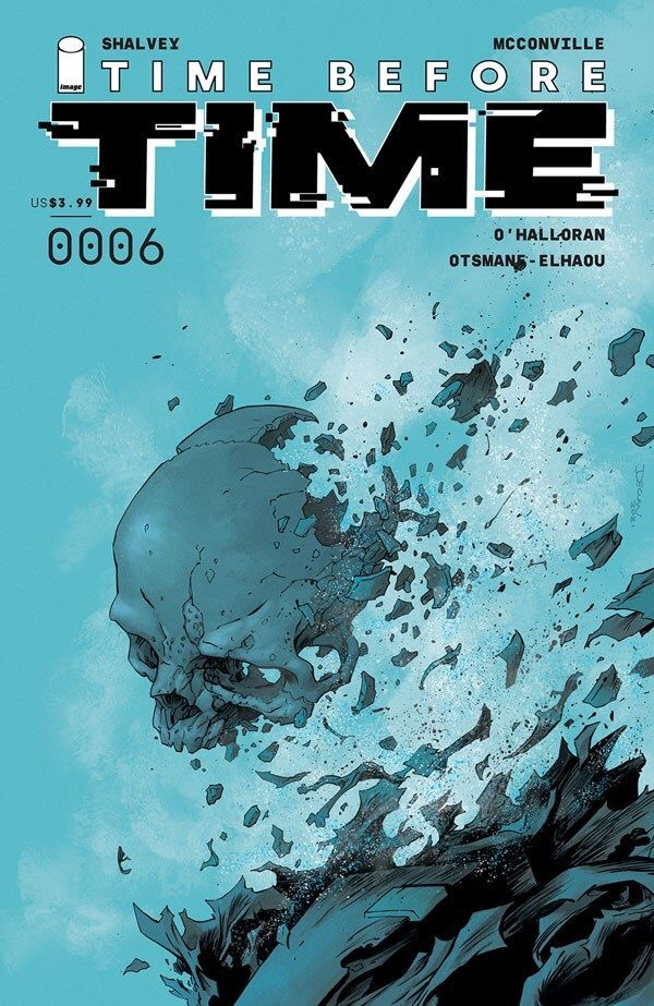 , TIME BEFORE TIME FEATURES A STANDALONE STORY & A SPECIAL MIKE DEL MUNDO VARIANT, The Indie Comix Dispatch
