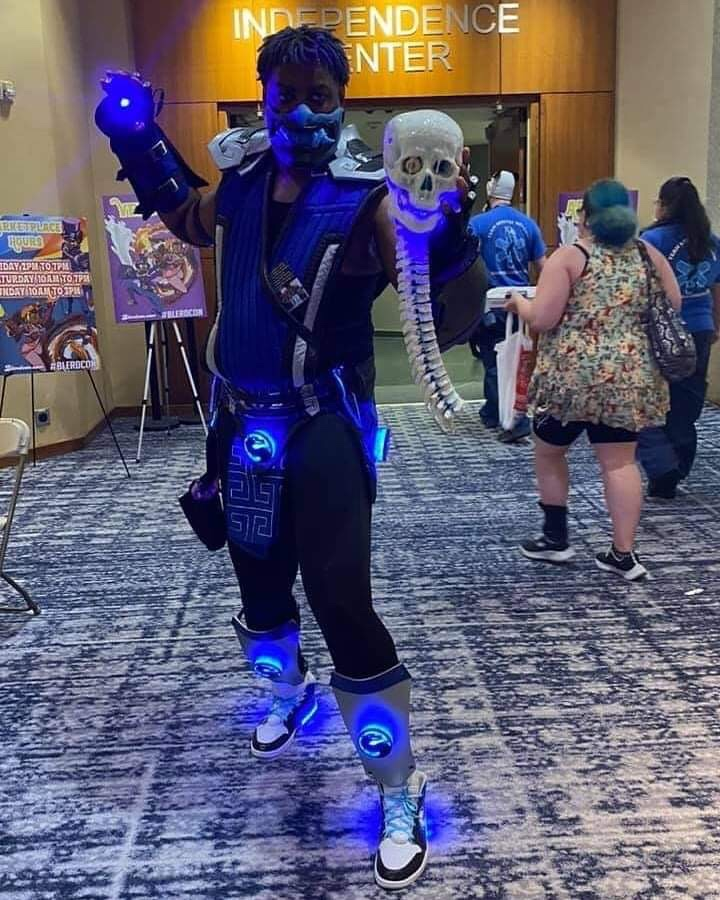 , The BlerDCon Experience, The Indie Comix Dispatch