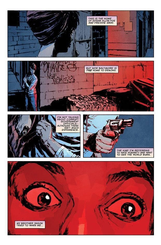 , THE KILLADELPHIA UNIVERSE EXPANDS IN NEW HORROR SPIN-OFF SERIES NITA HAWES' NIGHTMARE BLOG, The Indie Comix Dispatch