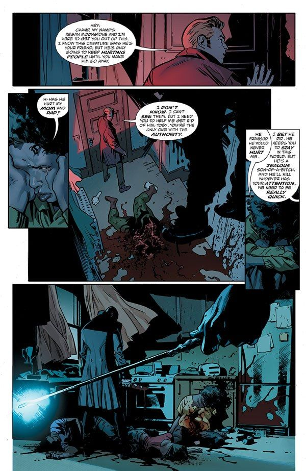 indie comic news, A TURF WAR AMONG WIZARDS BREAKS OUT IN THE MAGIC ORDER SEQUEL, The Indie Comix Dispatch