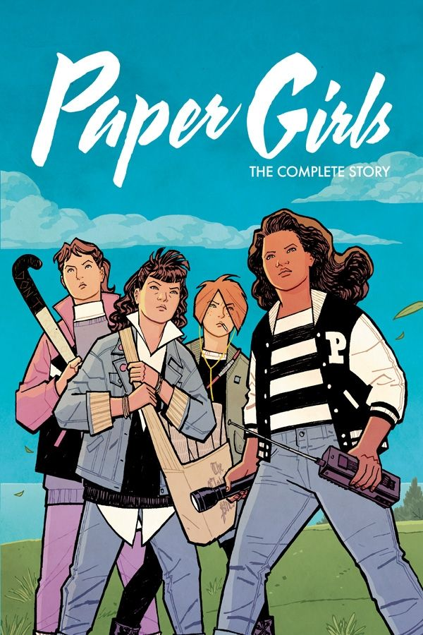 indie comic news, EISNER AWARD WINNING PAPER GIRLS  TO BE COLLECTED INTO TRADE PAPERBACK, The Indie Comix Dispatch