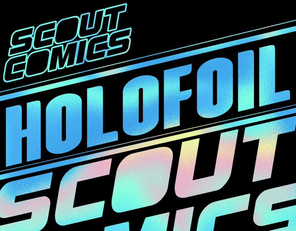 indie comic news, Scout Comics: TITLE BOX TUESDAY Is Here!, The Indie Comix Dispatch